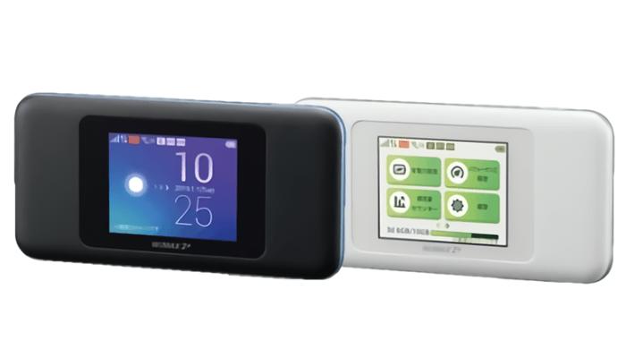 WiMAX2+モバイルルーター Speed Wi-Fi NEXT W06