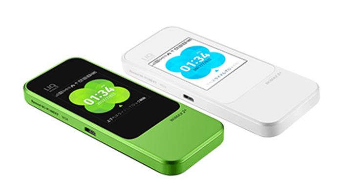 WiMAX2+対応モバイルルーター Speed Wi-Fi NEXT W04
