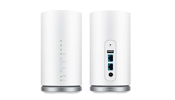 WiMAX2+ホームルータータイプ Speed Wi-Fi HOME L01/L01s